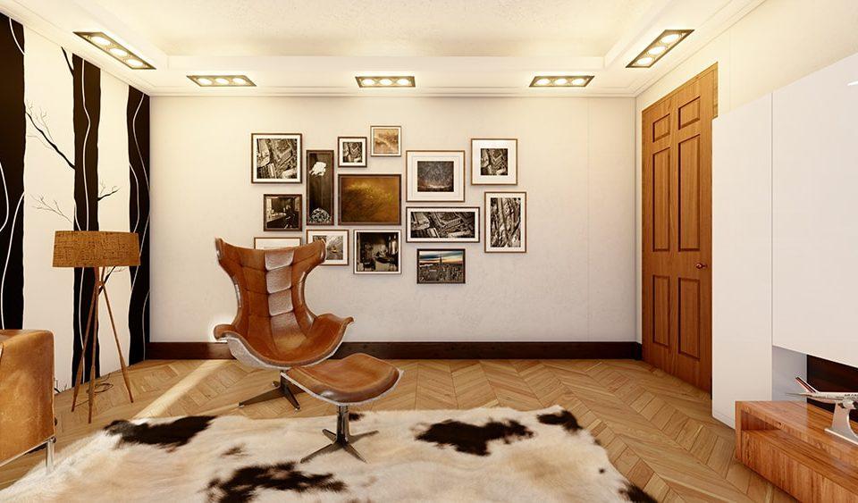طراحی داخلی هوم لند